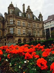 A picture from Victoria Square. Photo credit goes to Valeria